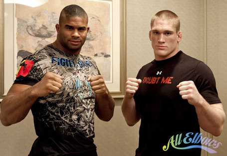 snapshot of the day alistair overeem vs todd duffee is