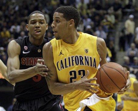 Allen Crabbe, Cal vs. Stanford