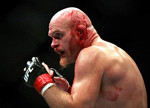 Not giving up the improbable comeback of keith jardine for Keith jardine
