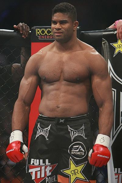 Strikeforce Fight Card: Alistair Overeem's Heavyweight ...