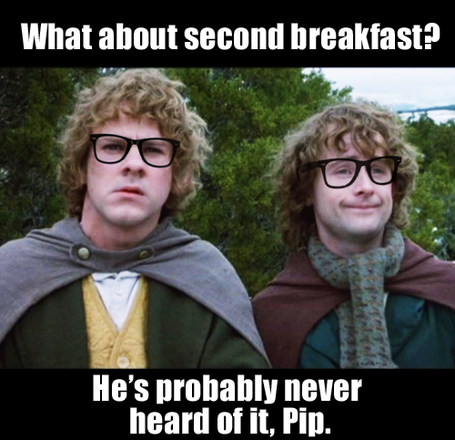 Hipster-hobbits