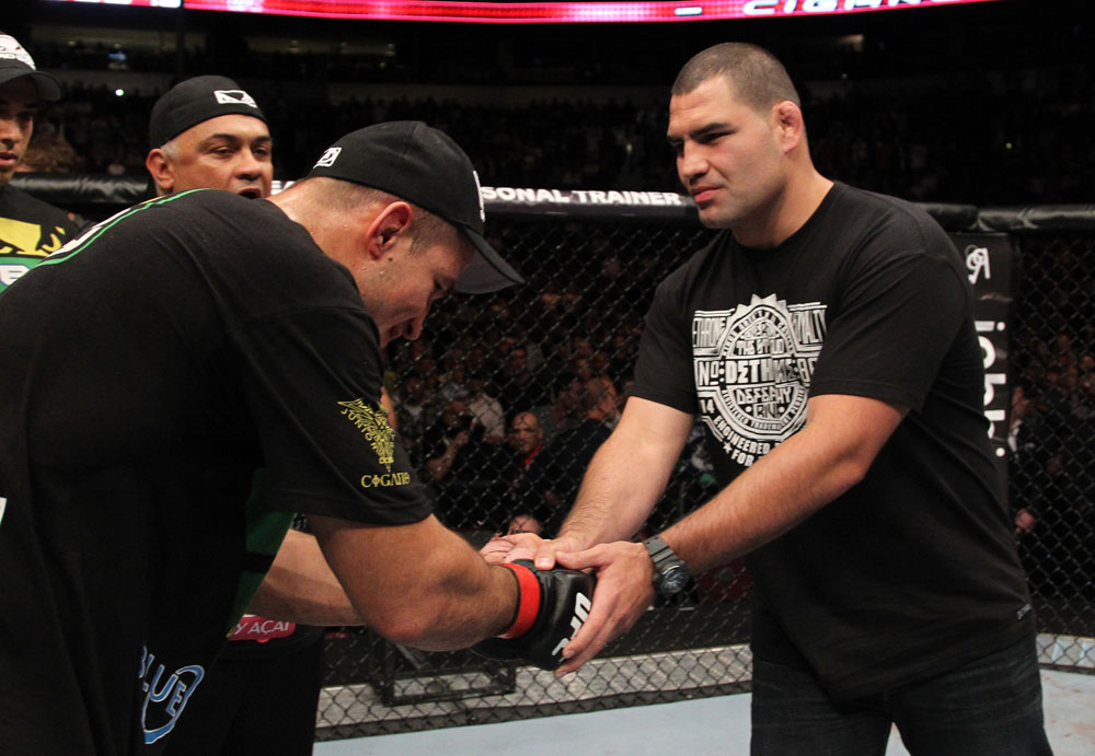 Cain Velasquez vs Junior dos Santos and the impact of the ...