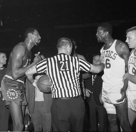 Wilt vs Russell