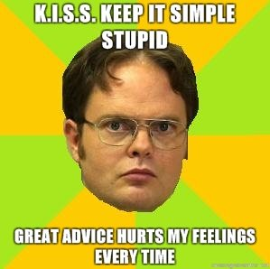 Courage_dwight_kiss_keep_it_simple_stupid_great_advice_hurts_my_feelings_every_time_medium