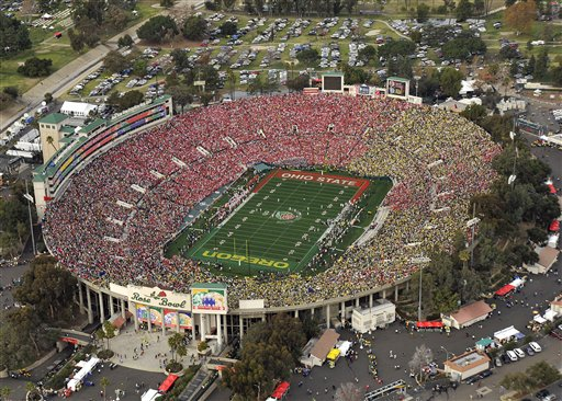 Rose Bowl Game History The Story Of College Football S