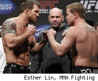 Ryan Bader faces Jason Brilz at UFC 139.