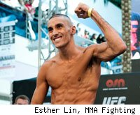 Terry Etim vs. Edward Faaloloto is a fight on the main card on UFC 138.