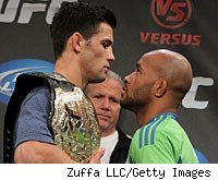 Dominick Cruz vs. Demetrious Johnson is the main event of UFC on Versus 6.