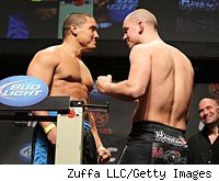 Pat Barry vs. Stefan Struve is a televised fight on the UFC on Versus 6 card.