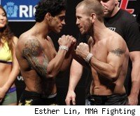Thiago Tavares vs. Spencer Fisher at UFC 134.