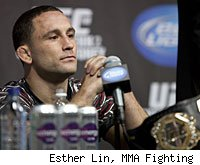 Frankie Edgar will take part in the UFC 136 press conference at the Toyota Center.