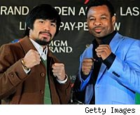 Pacquiao vs. Mosley will be one of the biggest fights of the year for boxing.