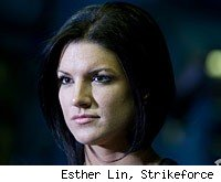 Gina Carano will return to Strikeforce.