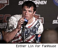 Chael Sonnen's suspension is reduced to six months by the CSAC.