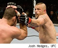 Liddell vs. Franklin will be the main event at UFC 115 in Vancouver.