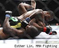 Rashad Evans defeated Phil Davis at UFC on FOX 2 on Saturday night in Chicago.