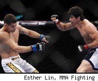 Erick Silva will face Carlo Prater at UFC 142.