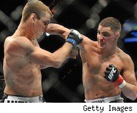 UFC on FUEL 1 fight card features Diego Sanchez facing Jake Ellenberger.
