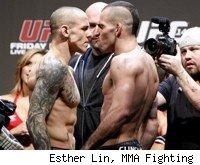 Ross Pearson faces Junior Assuncao at UFC 141.