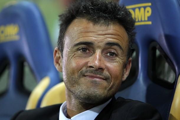 """Луис Энрике: у нас отличный шанс организовать отрыв от """"Реала"""""""