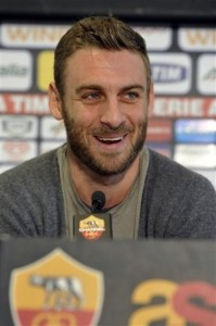 Italy Soccer De Rossi
