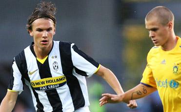Brondby v. Juventus
