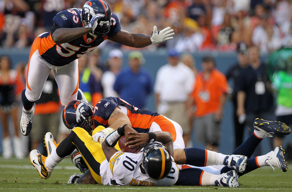 The Pittsburgh Steelers Lose to the Denver Broncos 34-17 - The Good,