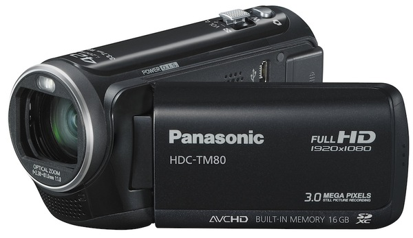 Panasonic hdc-tm80