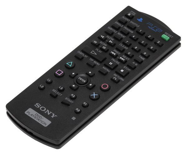 Ps2-dvd-remote