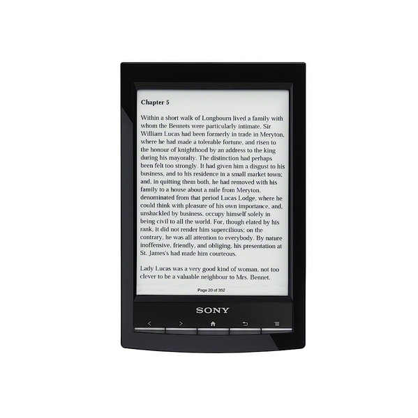 Sony-reader-wifi-black