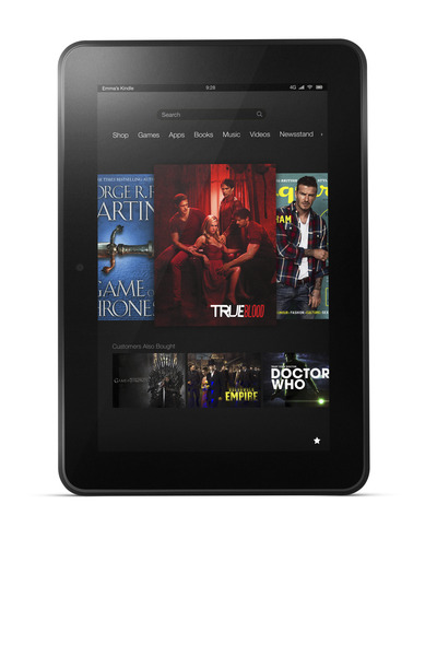 Kindle fire hd - 8