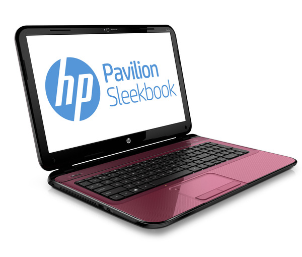 Hp pavilion sleekbook 15_red_right facing