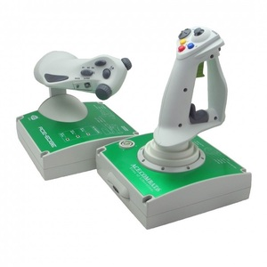 Microsoft xbox 360 ace combat 6 flight stick