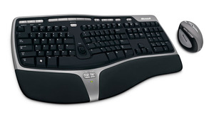Microsoft natural ergonomic desktop 7000