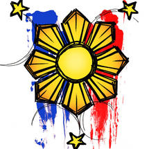 Filipino_sun_by_redpillows-d3jugy5