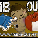 Dumbout_bumper_sticker