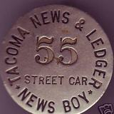 Newsboy_streetcar_badge
