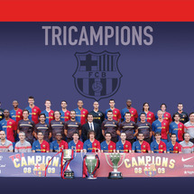 Tricampions