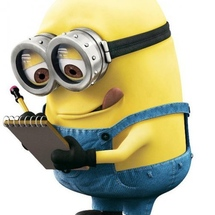 Minion-clipboard