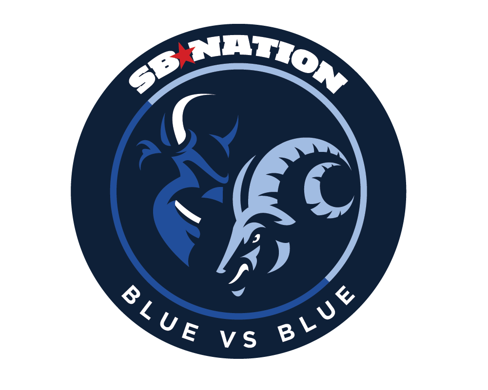 Bluevsblue