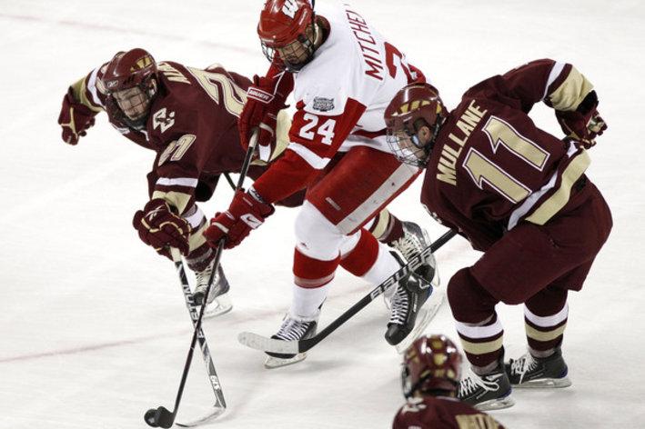 NCAA: Defending Champ Boston College Draws Winnable Bracket In East