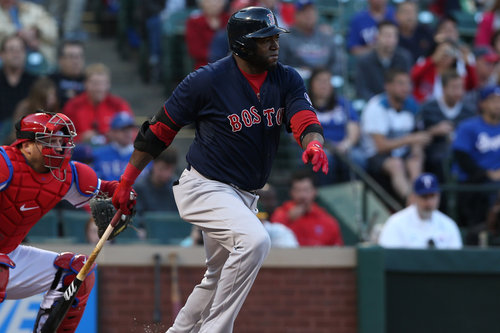 LIVE UPDATES: Red Sox at Rangers
