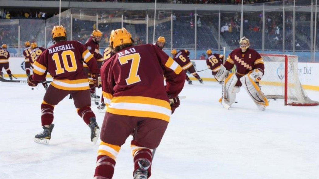2013-14 Minnesota Gopher Hockey Schedule Released - The ... Gopher Hockey
