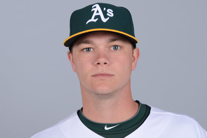 Athletics call up top prospect Sonny Gray, option Dan ...