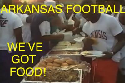 Arkansasfootballfood