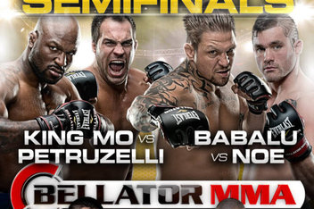 Bellator 96: King Mo vs. Petruzelli - Live stream, results and play-by