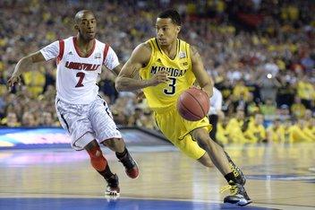 NBA Draft 2013: Minnesota Timberwolves select Trey Burke with No. 9 pick ...