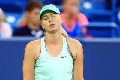 Maria Sharapova out of U.S. Open with shoulder bursitis - SBNation.com