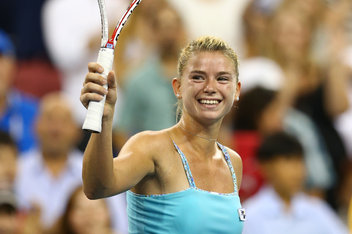 Giorgi - US Open '13
