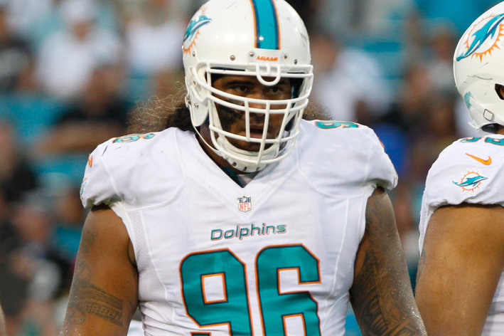 Soliai, Clemons Continue to Miss Practice for Dolphins